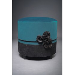 Pouf - Turquoise