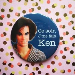 Badge - Ken