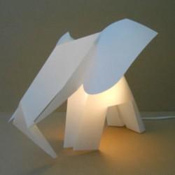 Luminaire - Éléphant